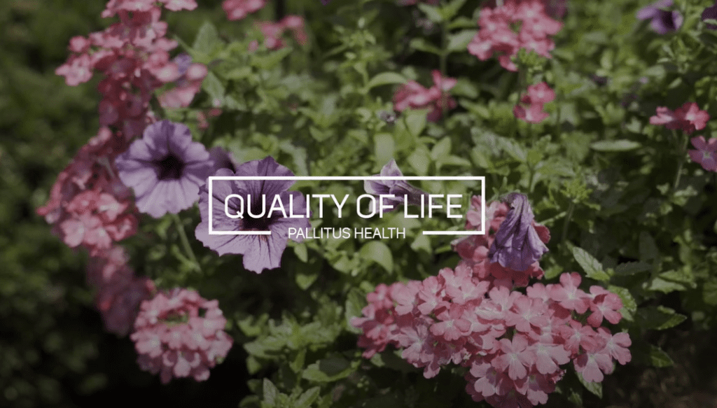 Quality of Life – Dixie Briscoe Story